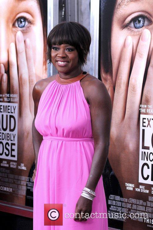 Viola Davis and Ziegfeld Theatre 10