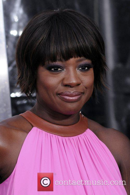 Viola Davis and Ziegfeld Theatre 9