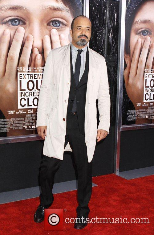 Jeffrey Wright and Ziegfeld Theatre 4