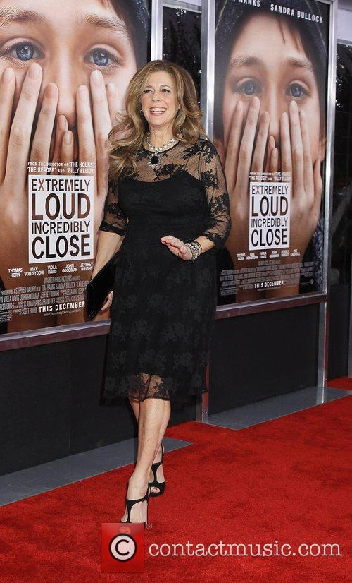 Rita Wilson and Ziegfeld Theatre 7