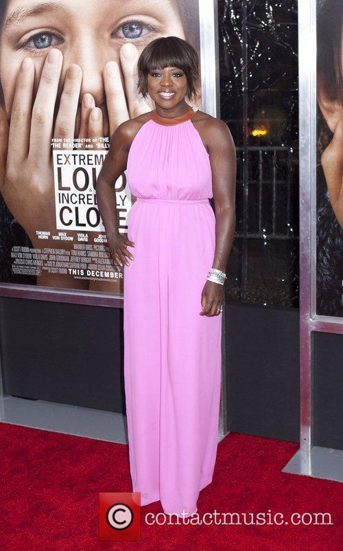 Viola Davis and Ziegfeld Theatre 11
