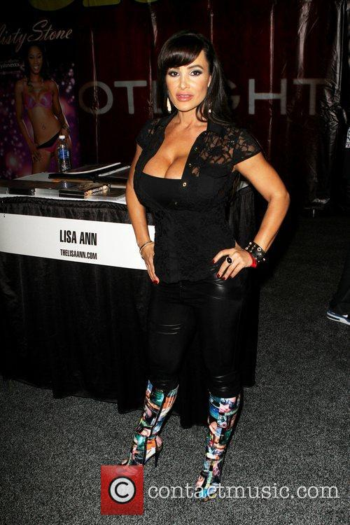Attends Exxxotica 2012 at the  New Jersey...