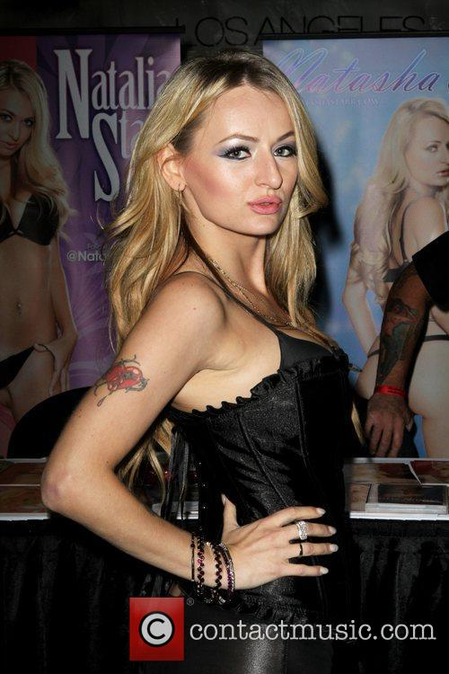 Natasha Starr  attends Exxxotica 2012 at the...