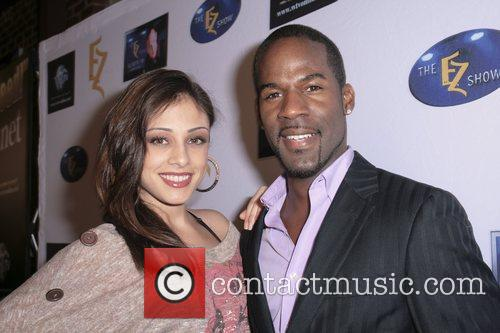 Denise Russo, Calvin Brownlee The Launch Party for...