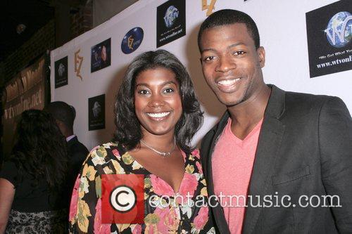 Lauryn Whitney, Cedric Sanders The Launch Party for...