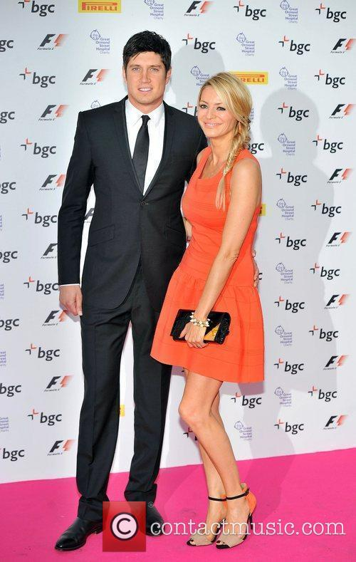 Vernon Kay and Tess Daly 4