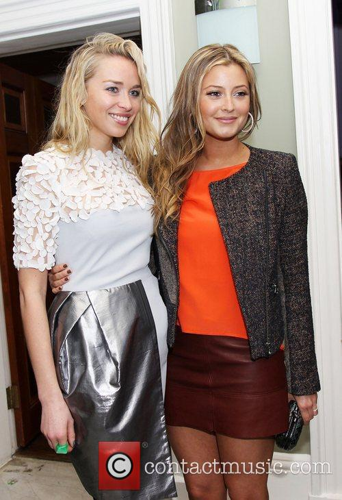Noelle Reno and Holly Valance  attending the...