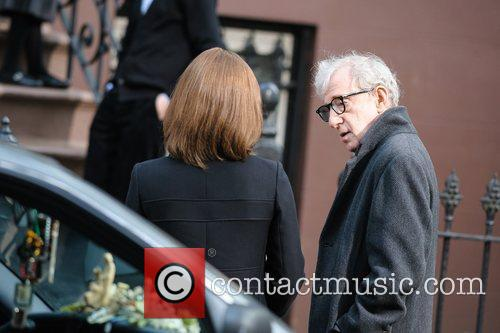 Vanessa Paradis and Woody Allen 6