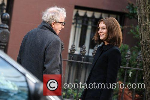 Vanessa Paradis and Woody Allen 11