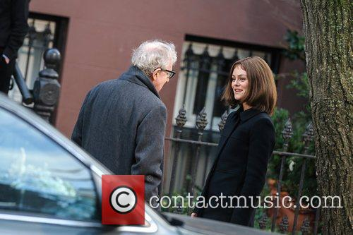 Vanessa Paradis and Woody Allen 4