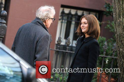 Vanessa Paradis and Woody Allen 3