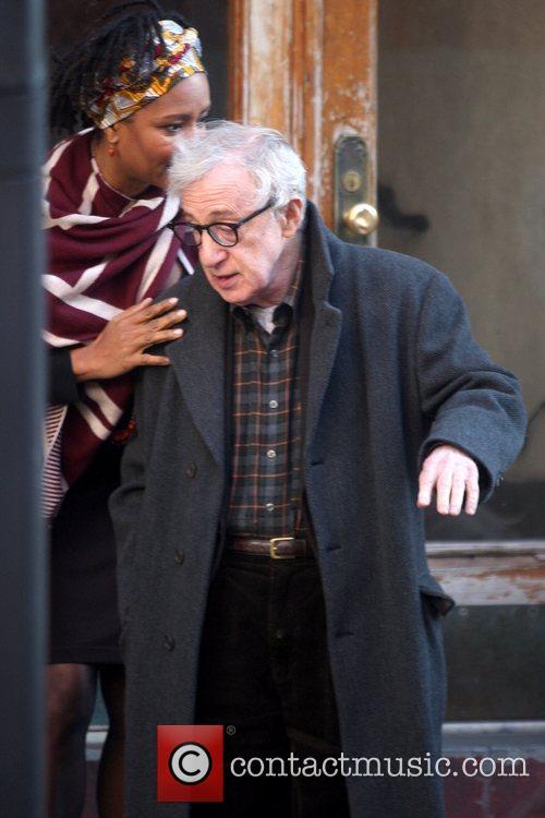 Woody Allen 8