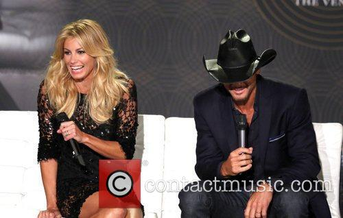 Faith Hill and Tim Mcgraw 8