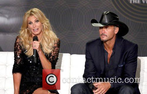 Faith Hill and Tim Mcgraw 12