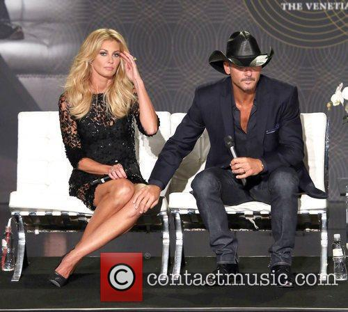 Faith Hill and Tim Mcgraw 21