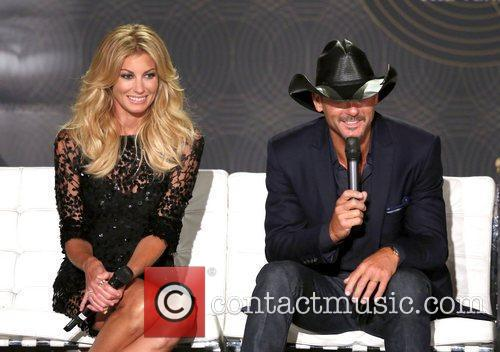 Faith Hill and Tim Mcgraw 22
