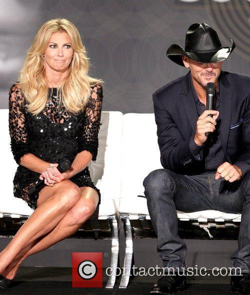 Faith Hill and Tim Mcgraw 30