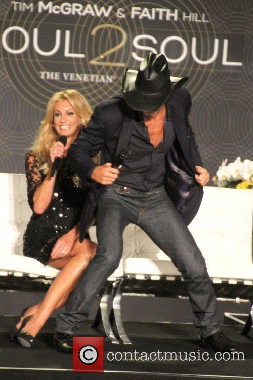 Faith Hill and Tim Mcgraw 33