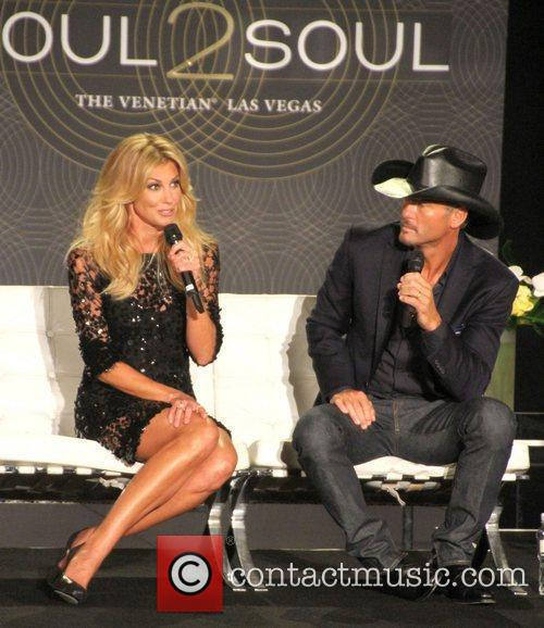 Faith Hill and Tim Mcgraw 34