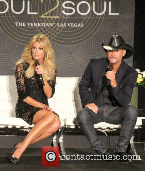Faith Hill and Tim Mcgraw 35