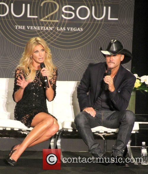 Faith Hill and Tim Mcgraw 36