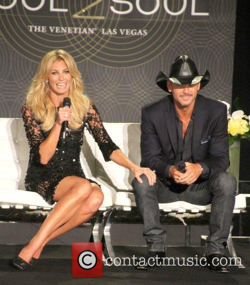 Faith Hill and Tim Mcgraw 39