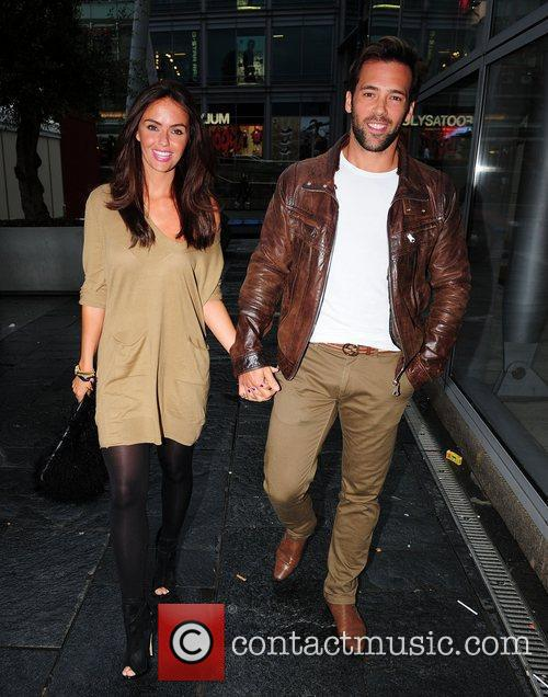 Jennifer Metcalfe and Selfridges 5