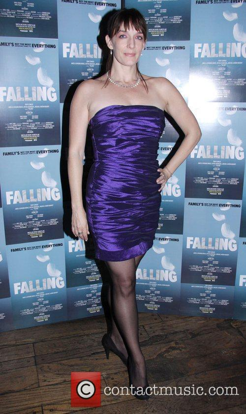 Julia Murney Opening night after party for the...