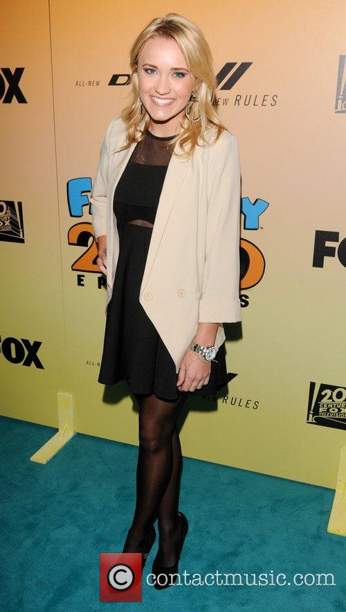 Emily Osment  Family Guy 200th Episode Celebration...
