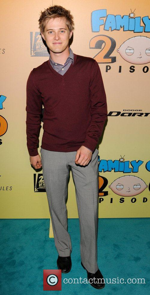 Lucas Grabeel  Family Guy 200th Episode Celebration...