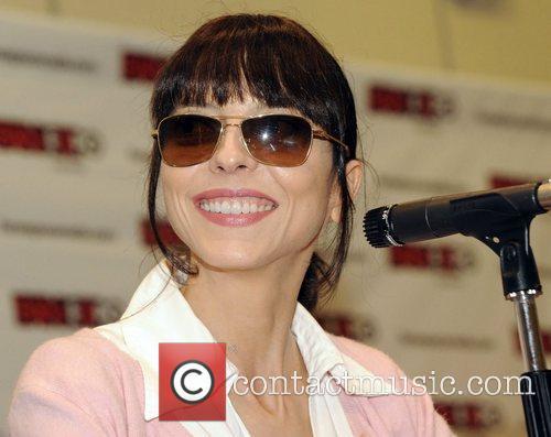 Juliet Landau  Fan Expo Canada held at...