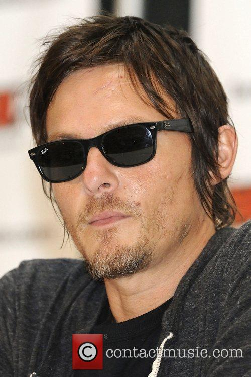 Norman Reedus  Fan Expo Canada held at...