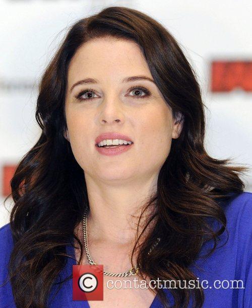 Rachel Nichols  Fan Expo Canada held at...