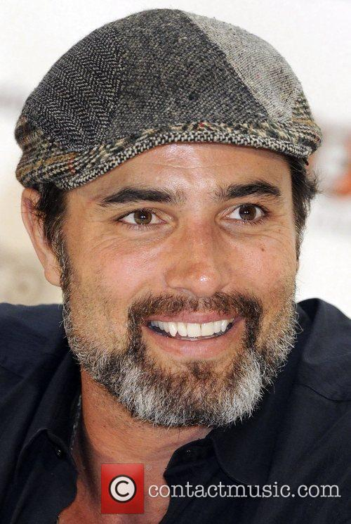 Victor Webster  Fan Expo Canada held at...