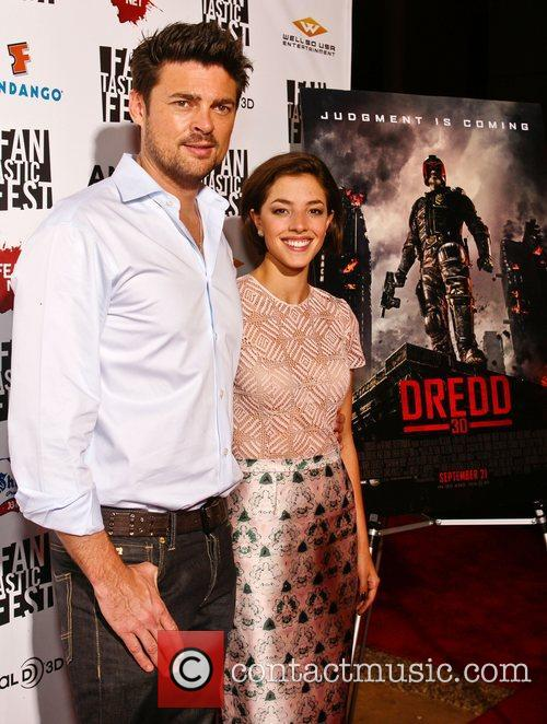 Karl Urban, Olivia Thirlby