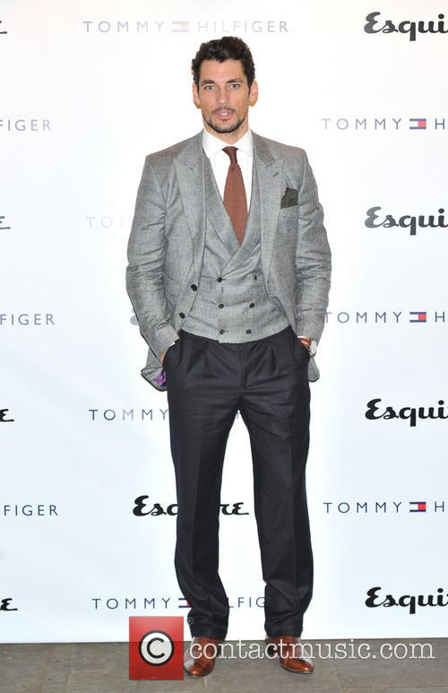 David Gandy and The Zetter Townhouse 2