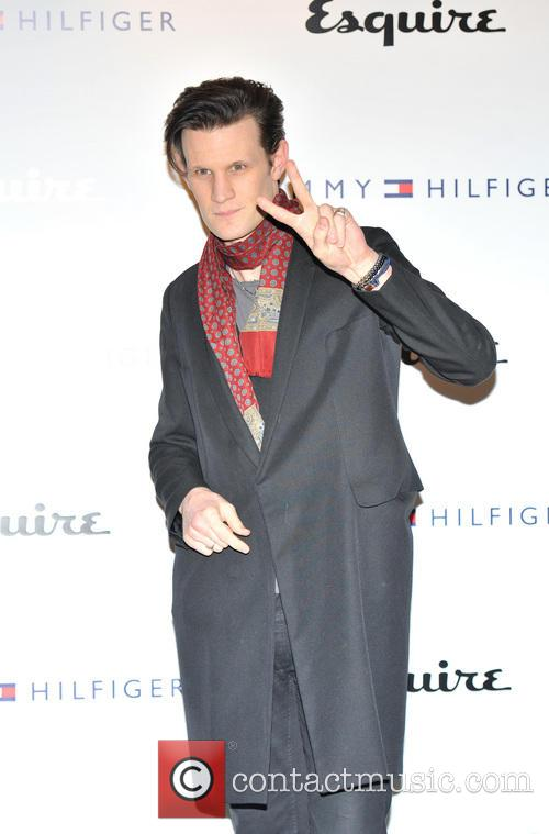 Matt Smith and The Zetter Townhouse 1
