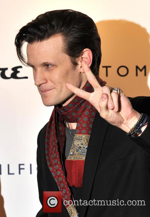 Matt Smith and The Zetter Townhouse 4