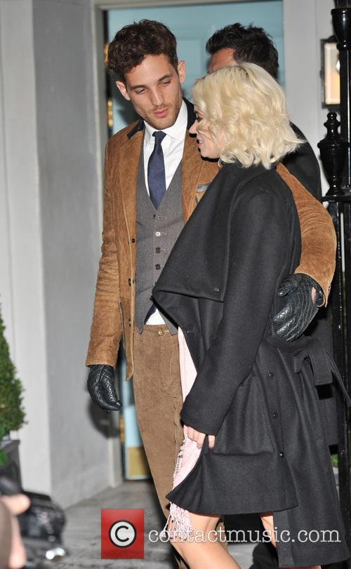 Kimberly Wyatt and The Zetter Townhouse 4