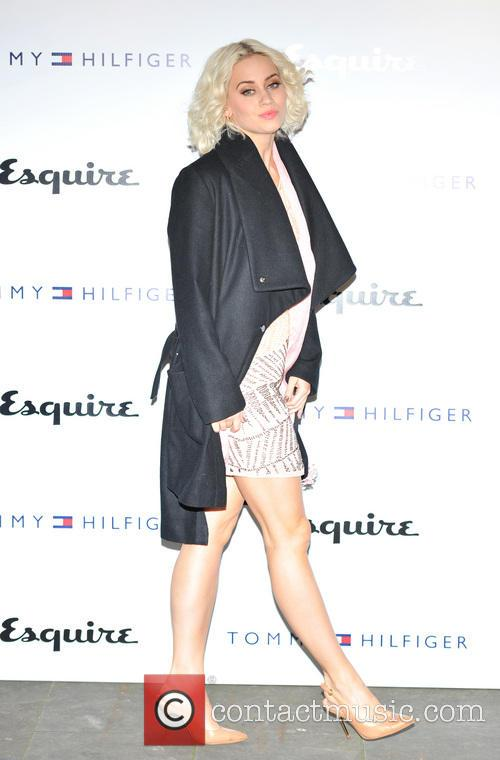 Kimberly Wyatt and The Zetter Townhouse 3