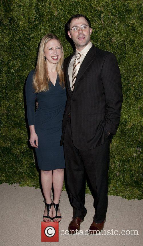 Chelsea Clinton and Marc Mezvinsky 3