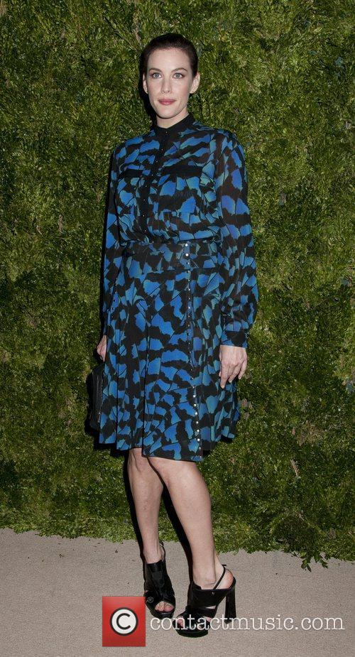 Liv Tyler CFDA/Vogue Fashion Fund