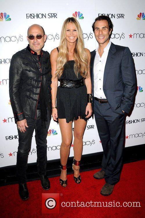 Elle Macpherson, Celebration, The Fashion and Macy's 2