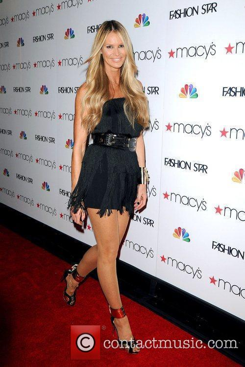 Elle Macpherson, Celebration, The Fashion and Macy's 9