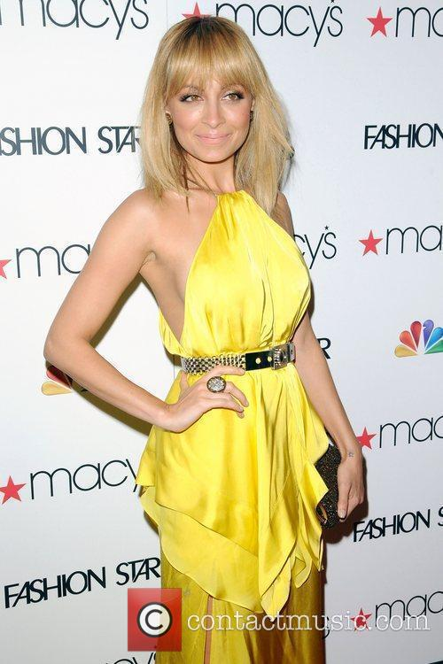 Nicole Richie, Celebration, The Fashion and Macy's 2