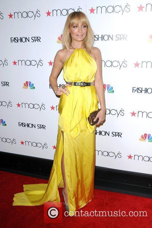 Nicole Richie, Celebration, The Fashion and Macy's 6