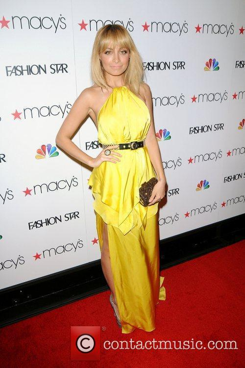 Nicole Richie, Celebration, The Fashion and Macy's 1