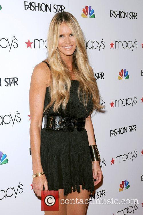Elle Macpherson and Macy's 5
