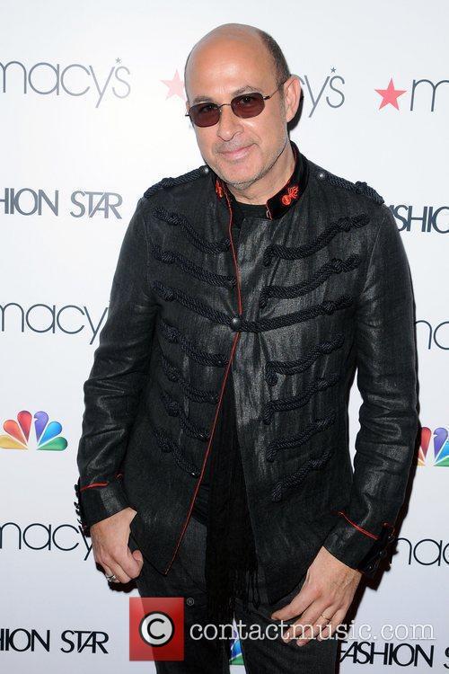 John Varvatos  at the 'Fashion Star' celebration...