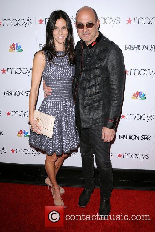 Joyce Varvatos and John Varvatos at the 'Fashion...